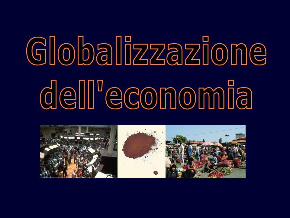 Globalizzazione dell economia