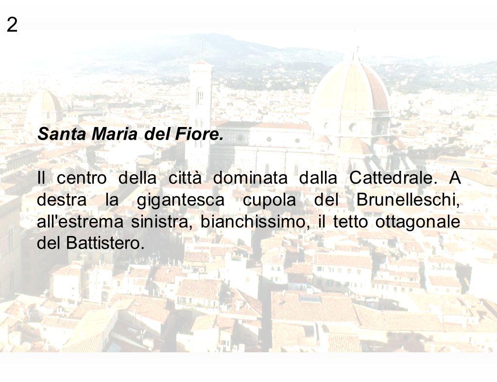 2 Santa Maria del Fiore.