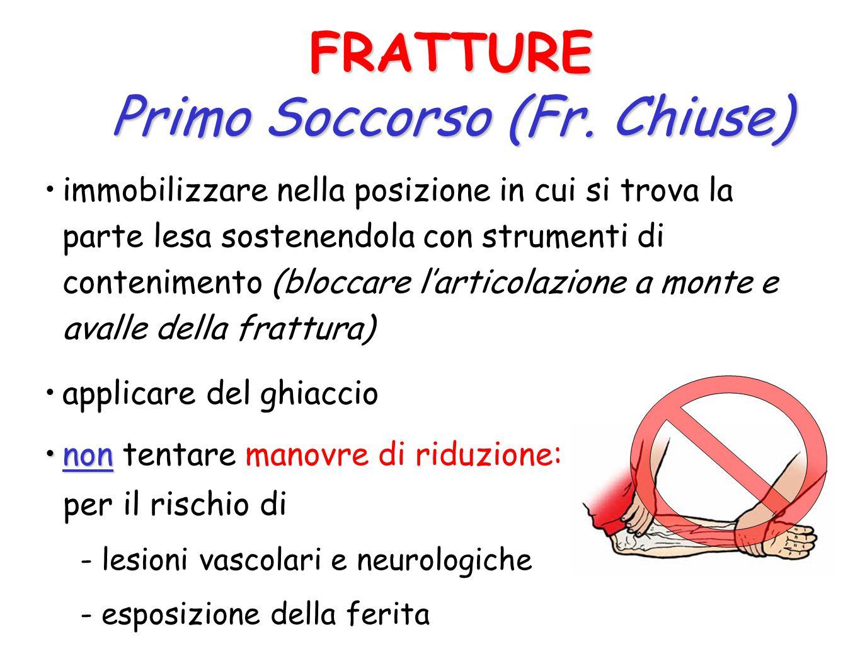 Primo Soccorso (Fr. Chiuse)