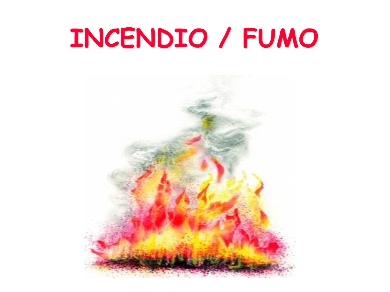 INCENDIO / FUMO