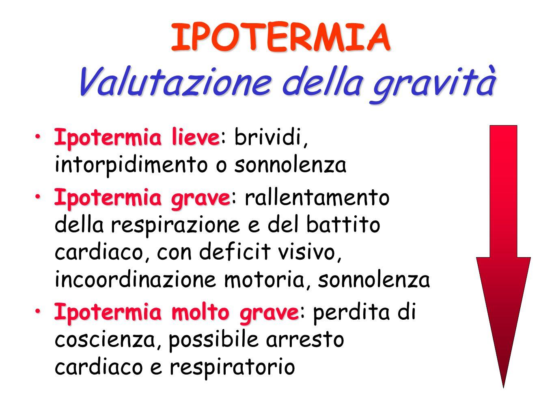 Valutazione della gravità