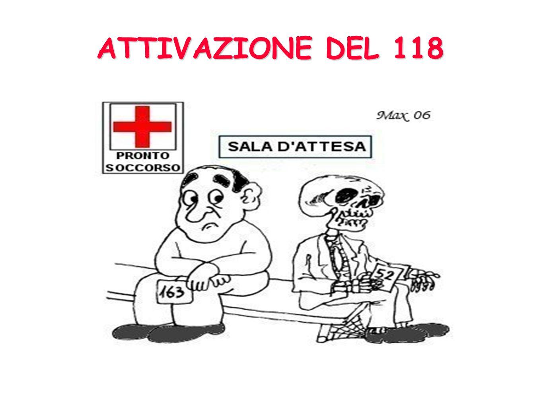ATTIVAZIONE DEL 118