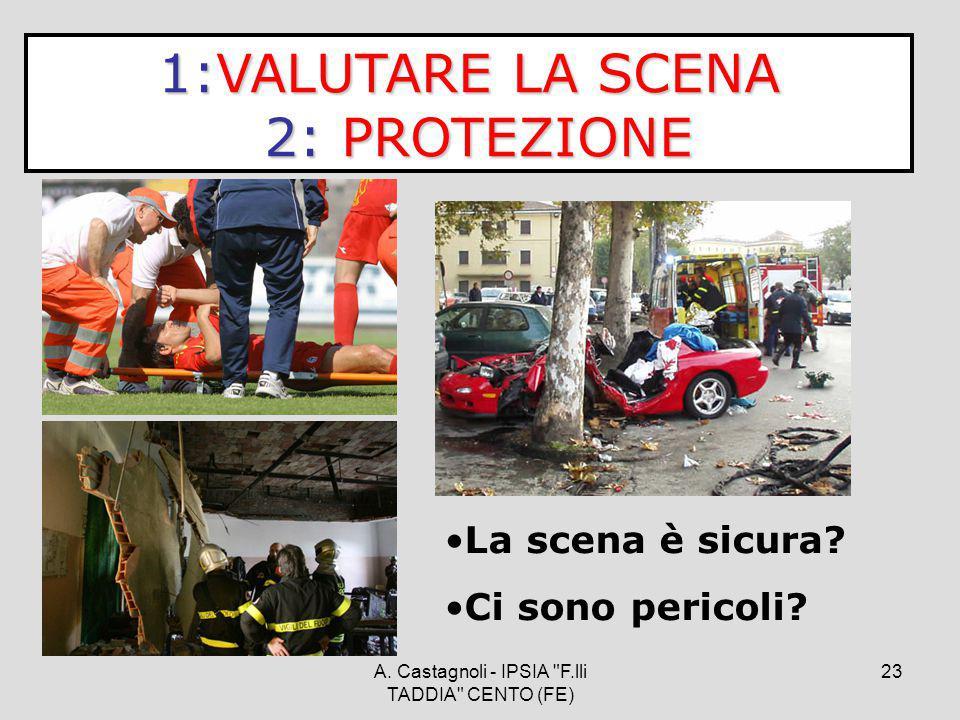 A. Castagnoli - IPSIA F.lli TADDIA CENTO (FE)