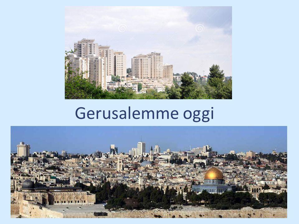 Gerusalemme oggi
