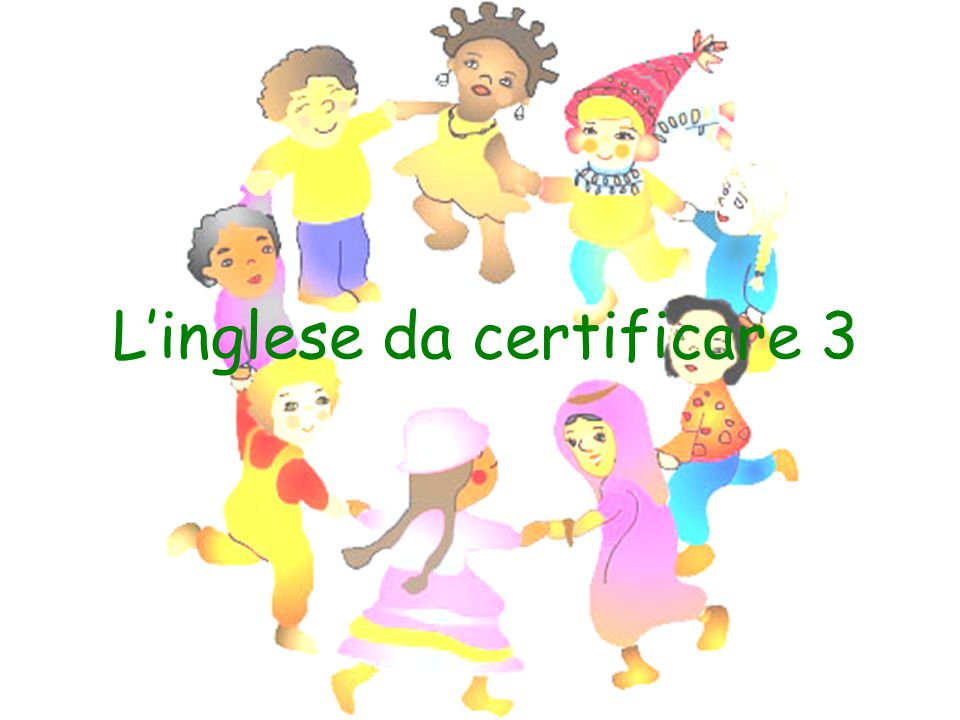 L'inglese da certificare 3