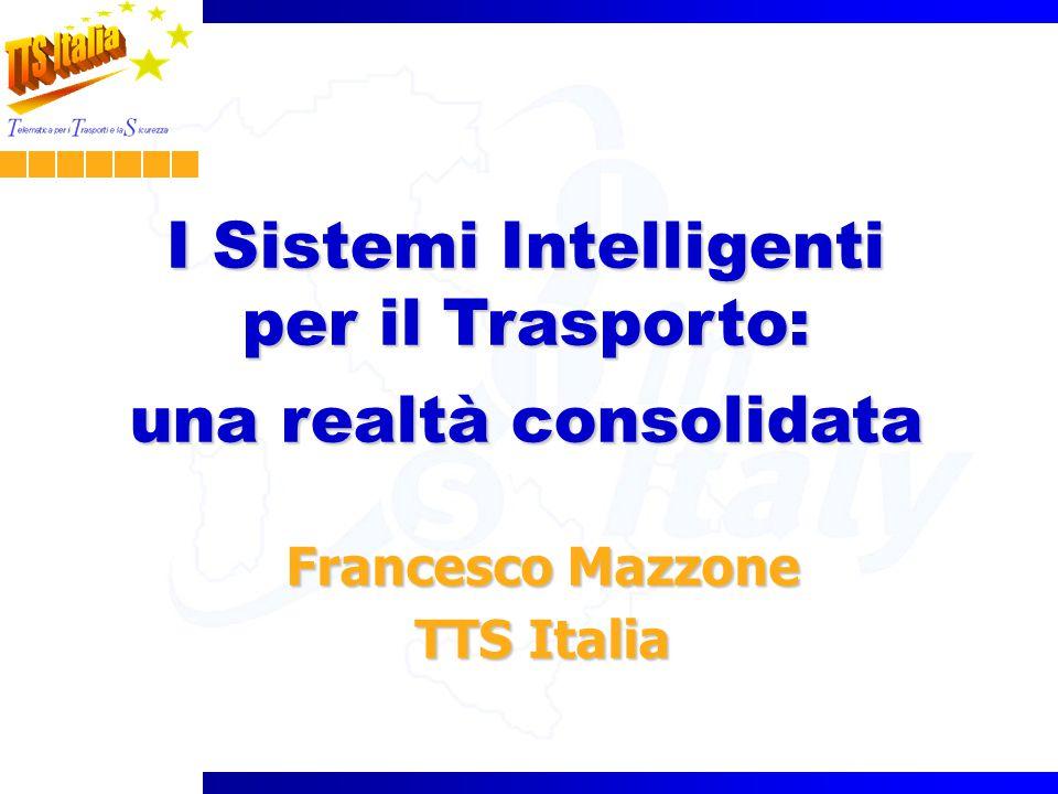 I Sistemi Intelligenti per il Trasporto: una realtà consolidata