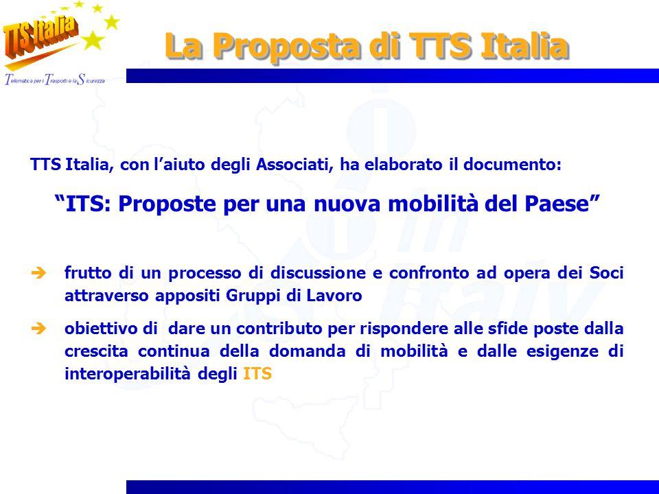 La Proposta di TTS Italia
