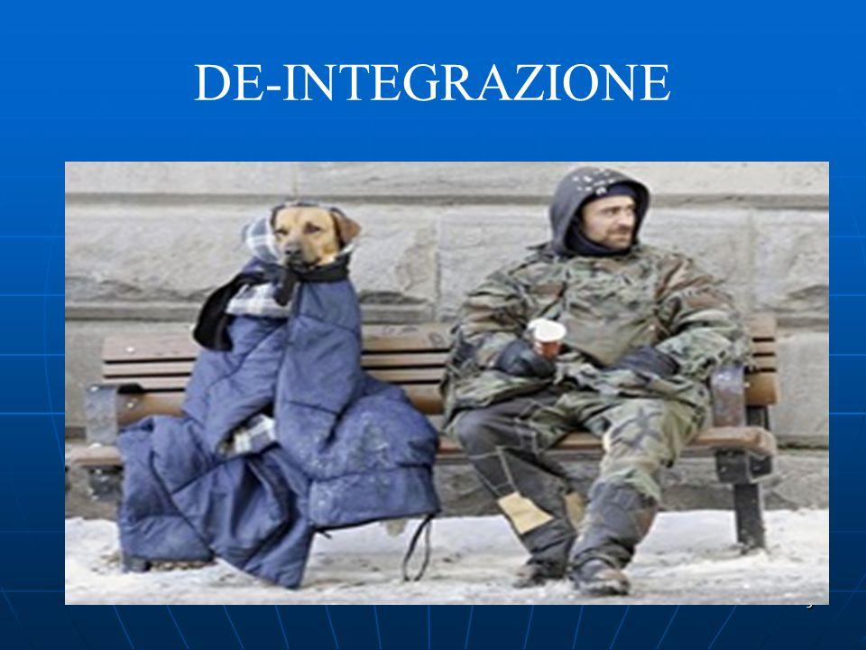 DE-INTEGRAZIONE