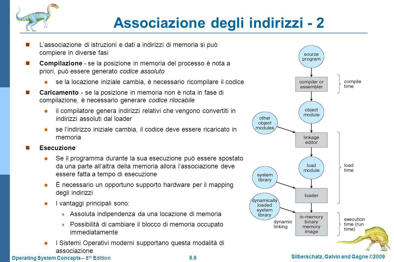 Associazione degli indirizzi - 2