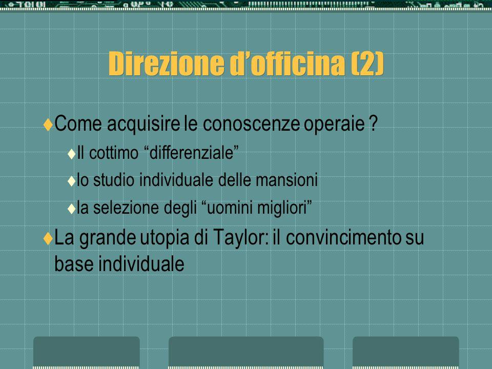 Direzione d'officina (2)