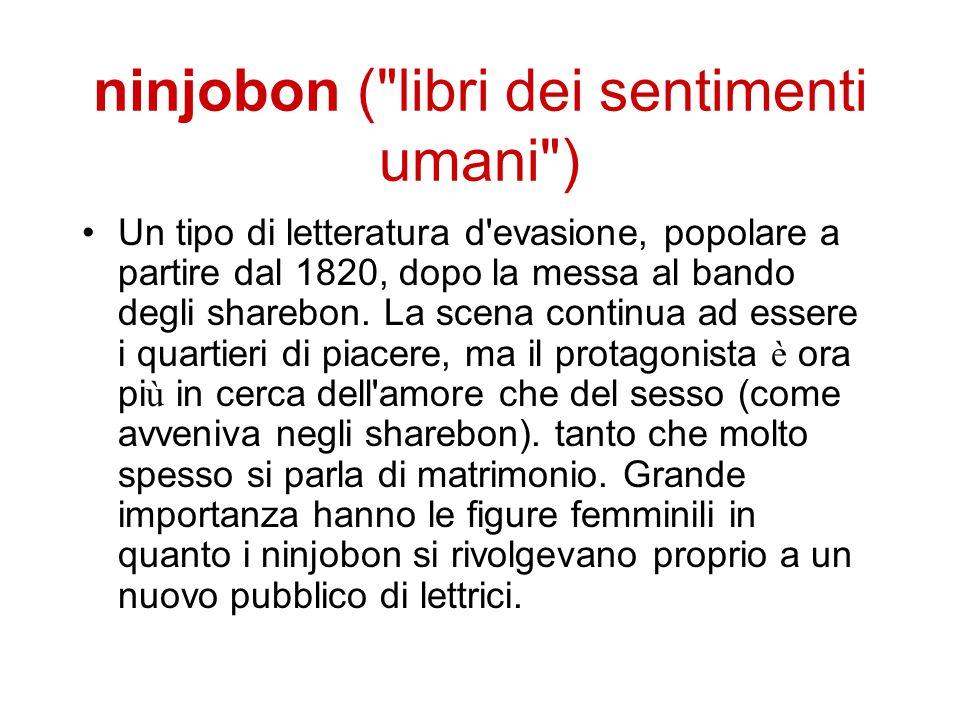 ninjobon ( libri dei sentimenti umani )