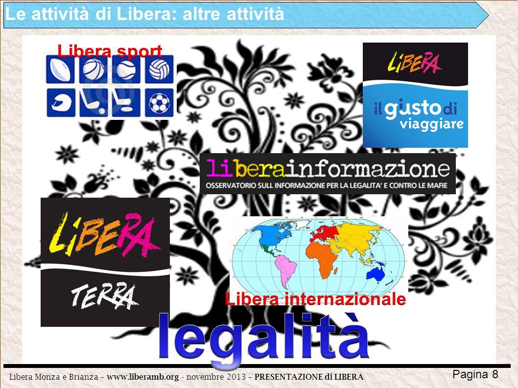 Libera internazionale
