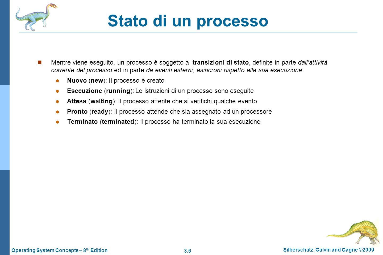Stato di un processo