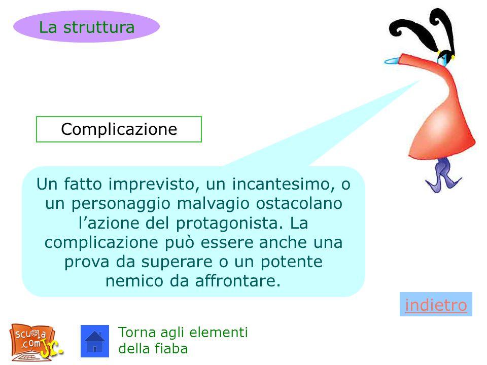La struttura Complicazione