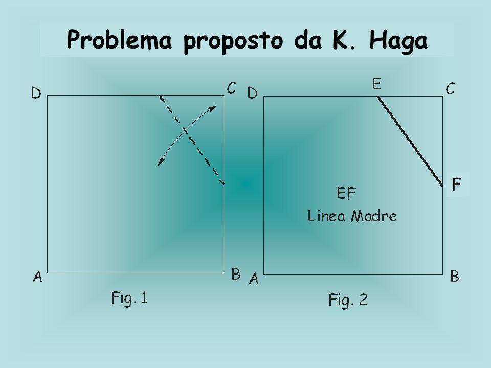 Problema proposto da K. Haga