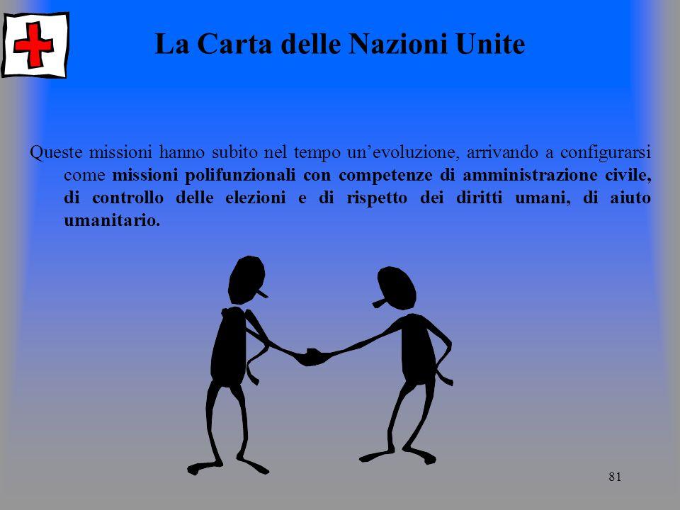 La Carta delle Nazioni Unite