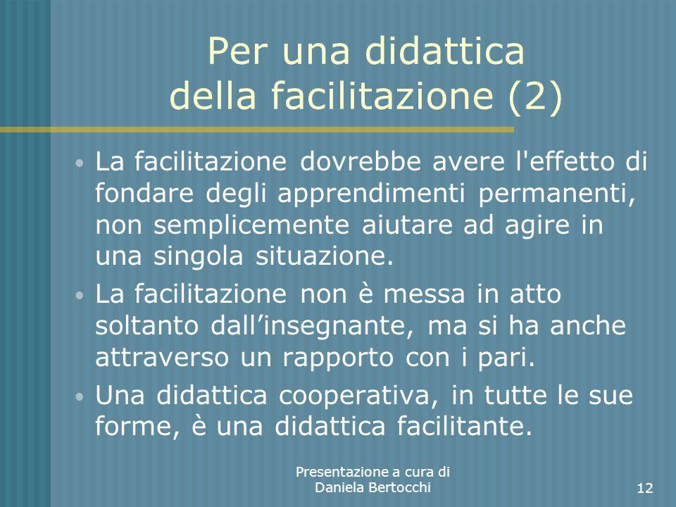 Per una didattica della facilitazione (2)