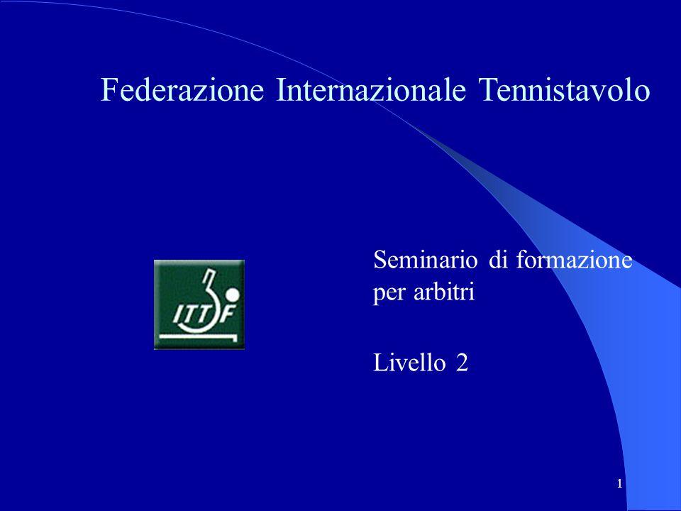Federazione Internazionale Tennistavolo