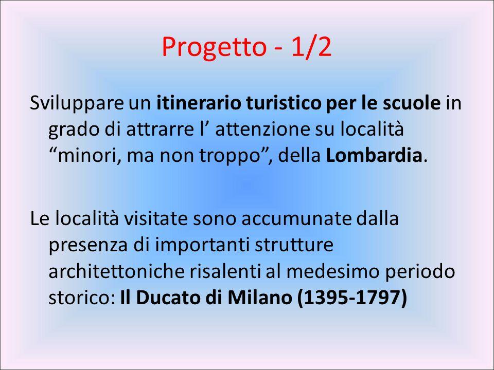 Progetto - 1/2