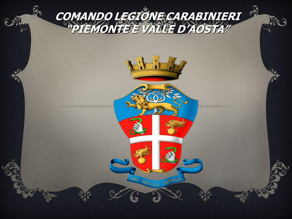 COMANDO LEGIONE CARABINIERI PIEMONTE E VALLE D'AOSTA