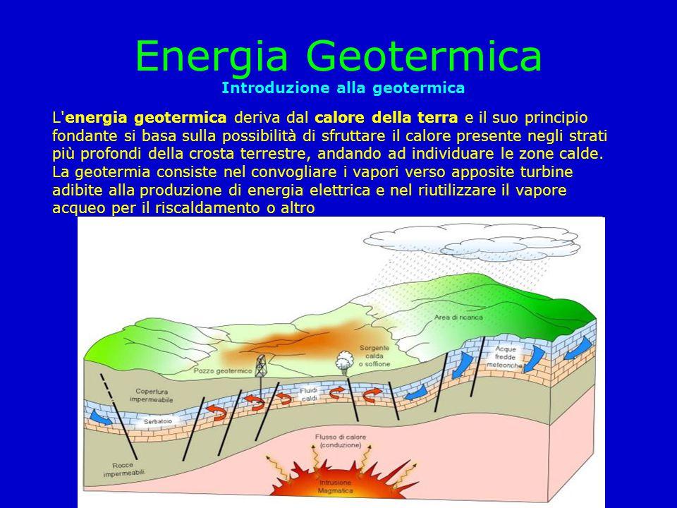 Introduzione alla geotermica