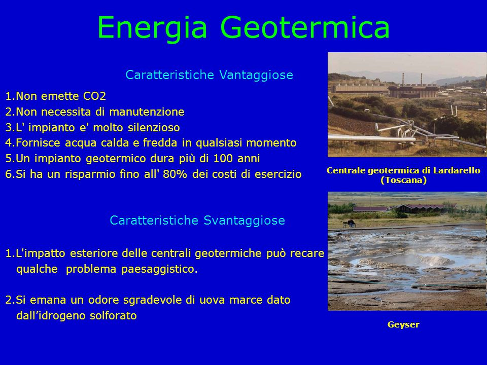 Centrale geotermica di Lardarello (Toscana)