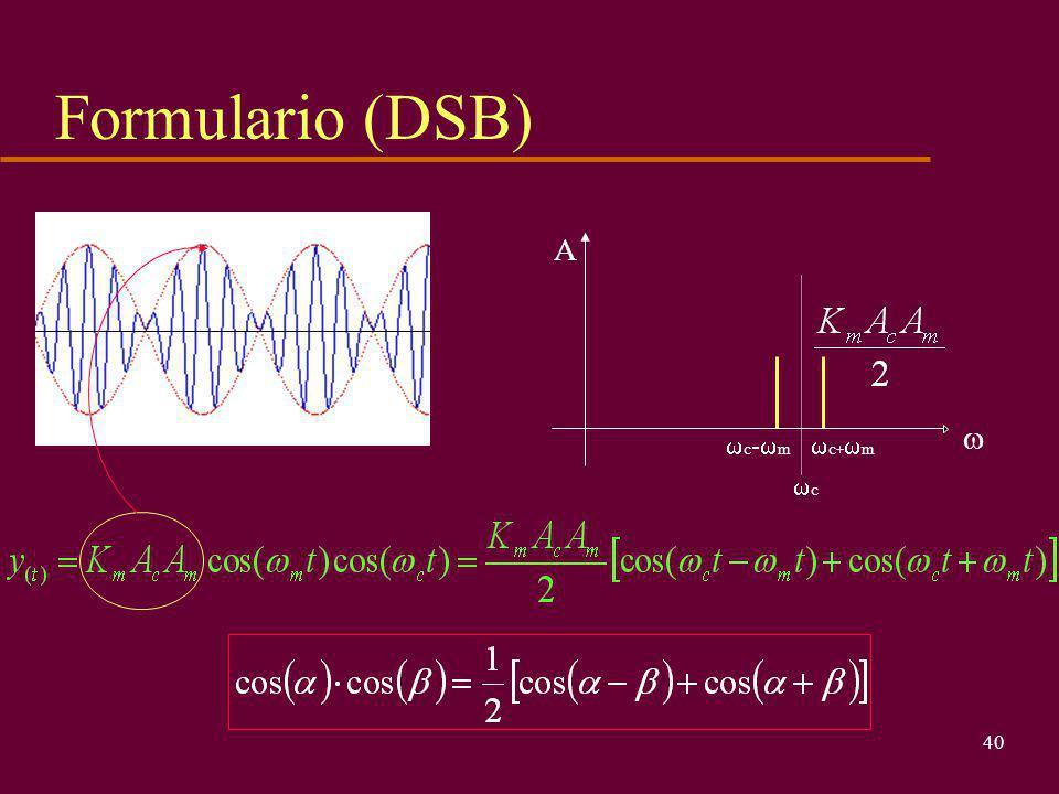 Formulario (DSB) A w wc-wm wc+wm wc