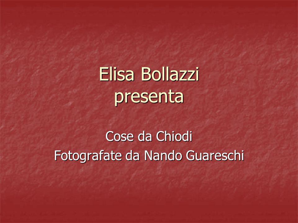 Elisa Bollazzi presenta
