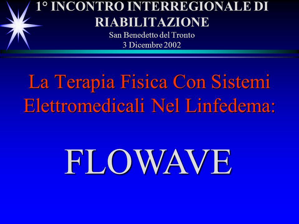 La Terapia Fisica Con Sistemi Elettromedicali Nel Linfedema: