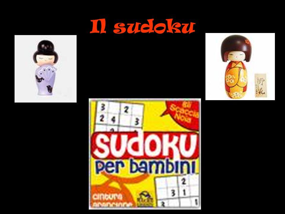 Il sudoku
