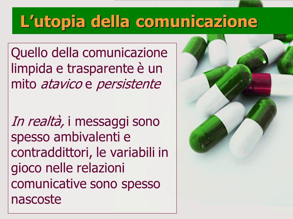 L'utopia della comunicazione