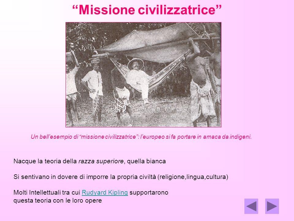 Missione civilizzatrice