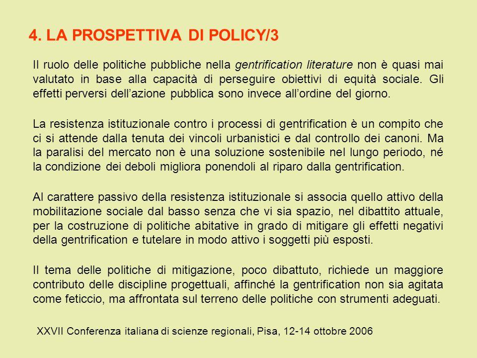 4. LA PROSPETTIVA DI POLICY/3