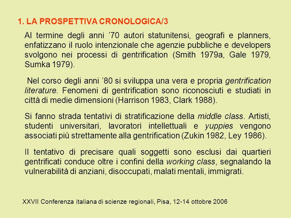 1. LA PROSPETTIVA CRONOLOGICA/3