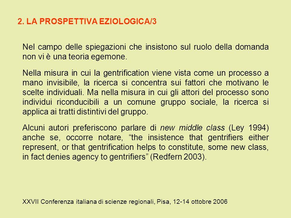 2. LA PROSPETTIVA EZIOLOGICA/3
