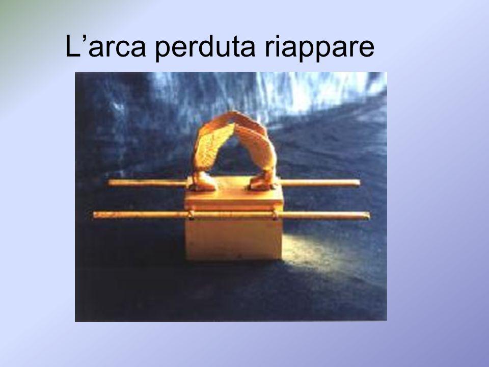 L'arca perduta riappare