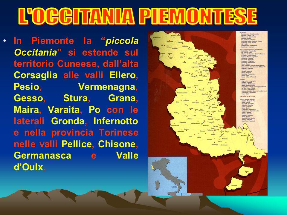 L OCCITANIA PIEMONTESE