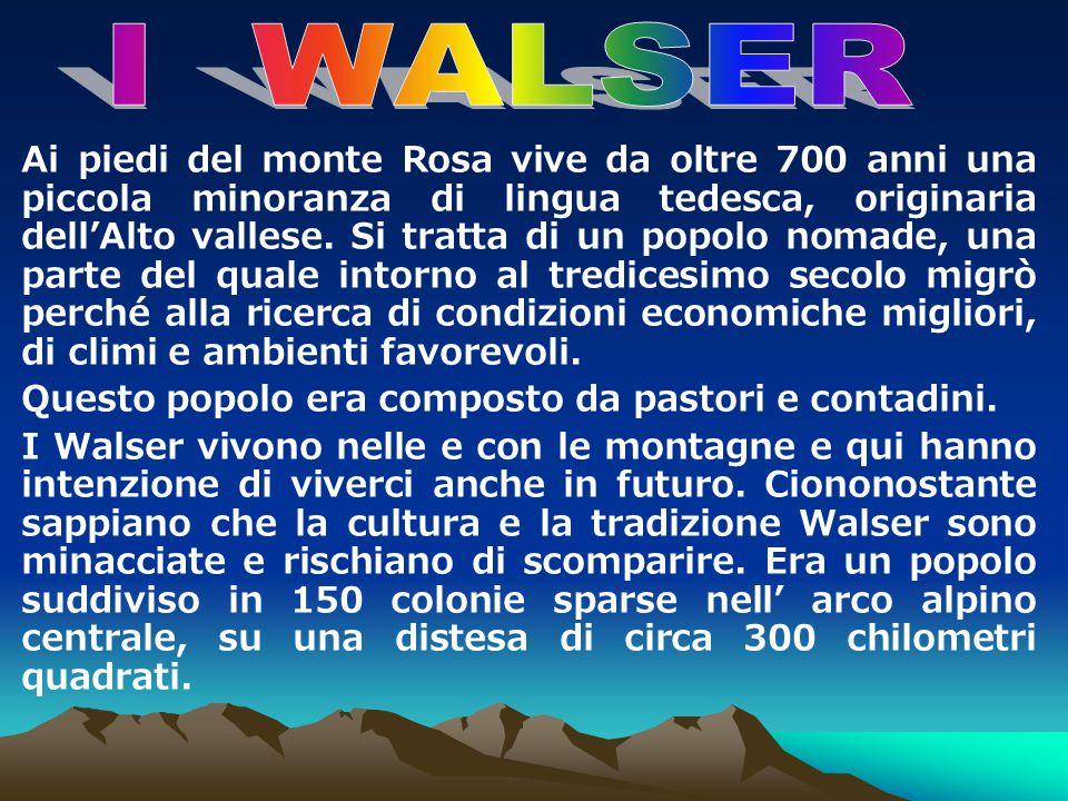 I WALSER