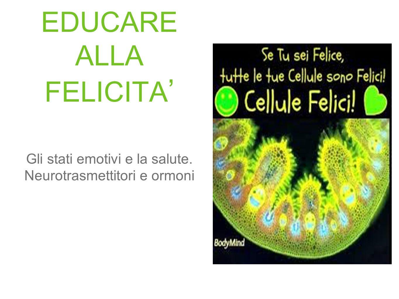 EDUCARE ALLA FELICITA'