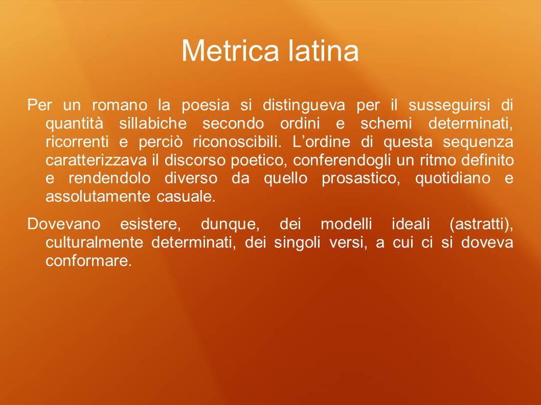 Metrica latina