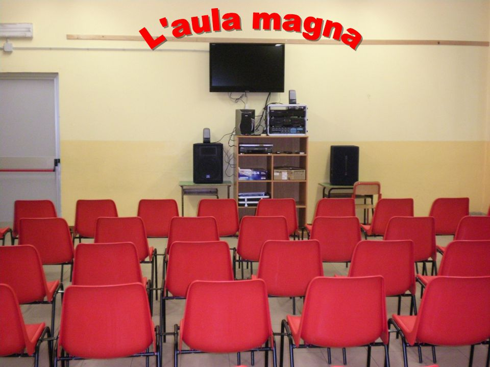 L aula magna