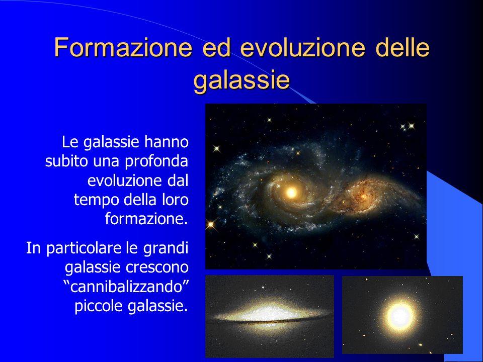 Formazione ed evoluzione delle galassie