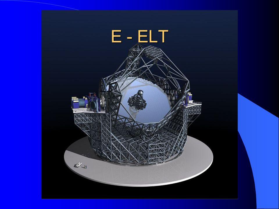 E - ELT