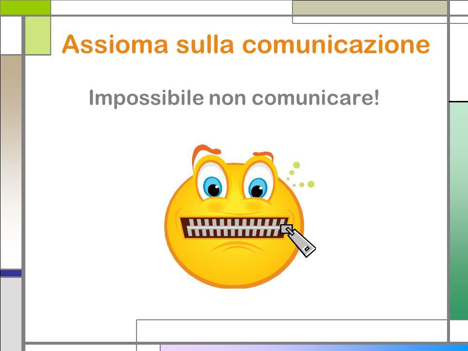 Assioma sulla comunicazione