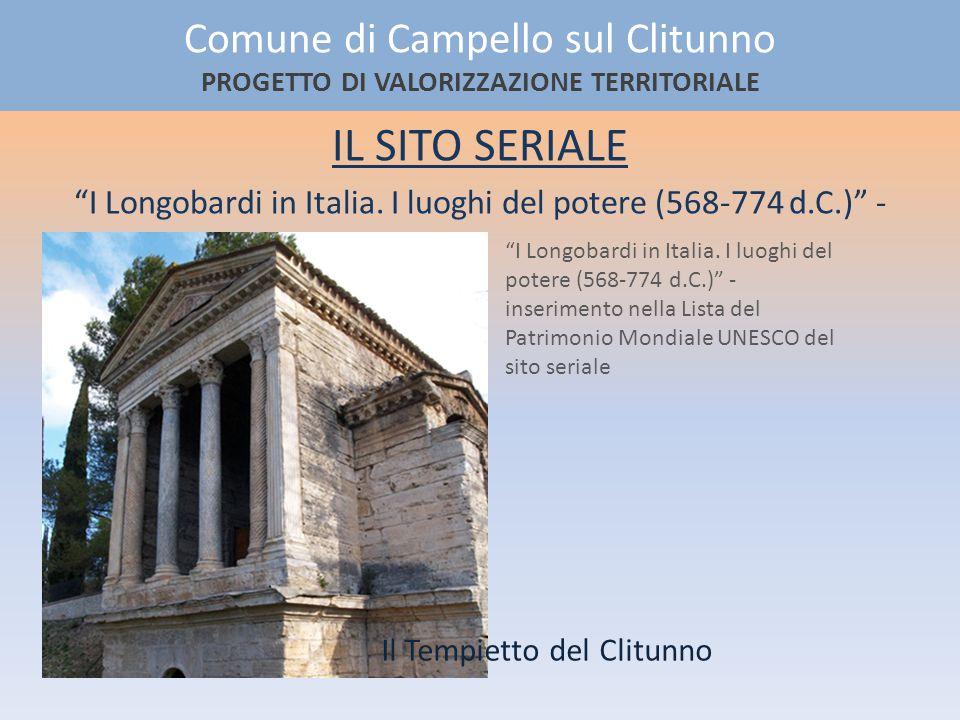 I Longobardi in Italia. I luoghi del potere (568-774 d.C.) -