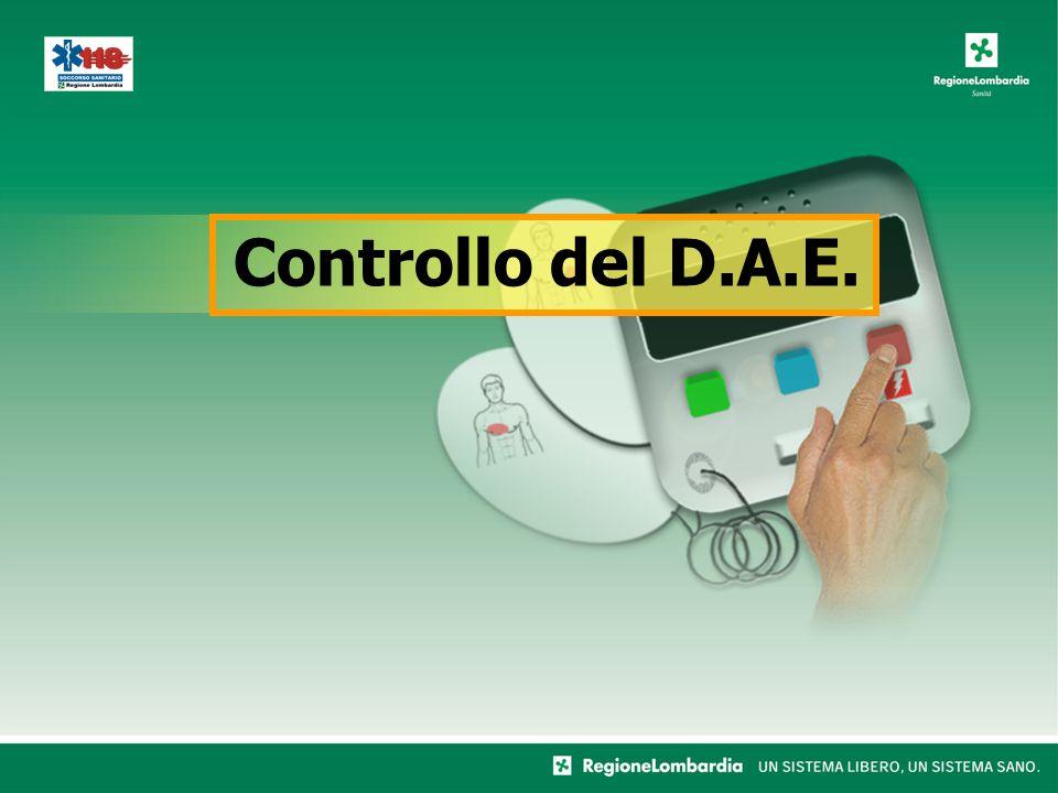 Controllo del D.A.E.