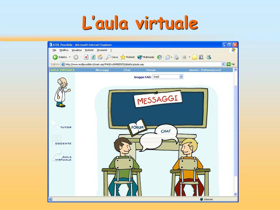 L'aula virtuale