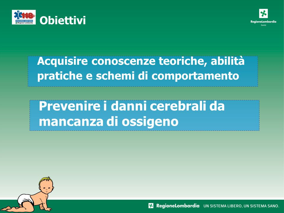 Prevenire i danni cerebrali da mancanza di ossigeno