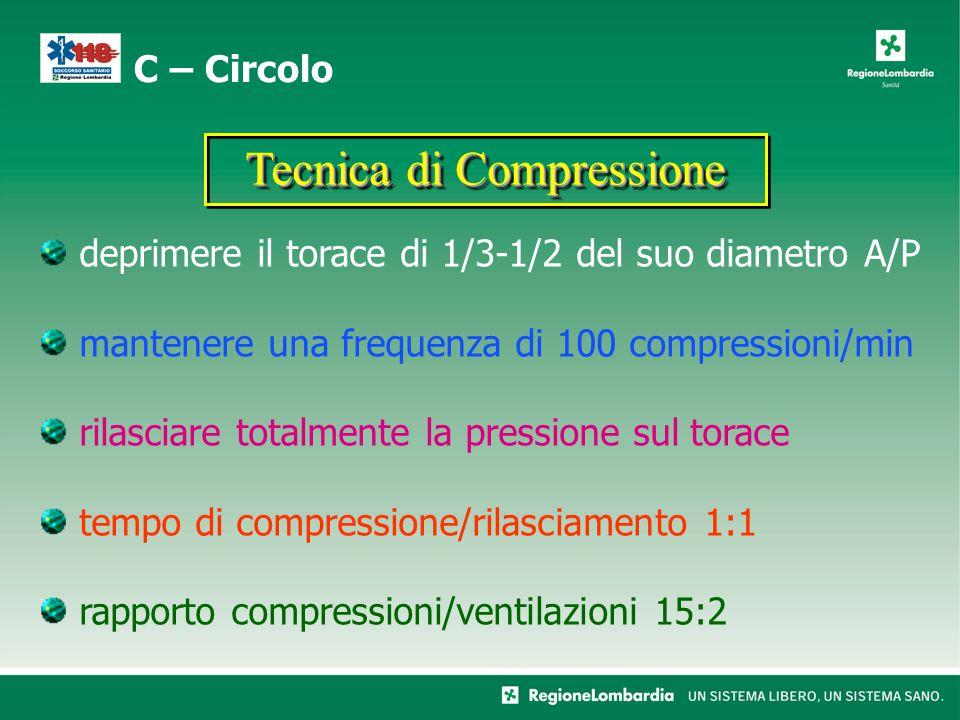 Tecnica di Compressione