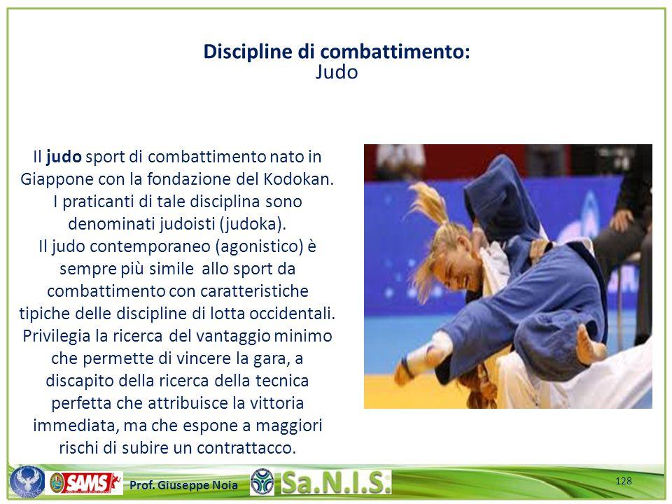 Discipline di combattimento: